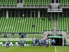Betaald voetbal niet aan banden wegens uitzondering op maatregelen, publiek blijft verboden