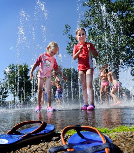 Hittegolf op komst in Twente, RIVM lanceert hitteplan
