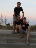 De zoons van Rob en Renate hebben andere plannen gemaakt voor de zomer.