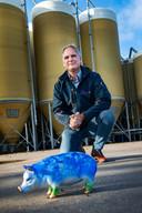 Dreumel/Nederland: Varkensdierenarts John Vonk uit Dreumel Dgfotofoto: Bert Beelen
