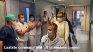 Laatste coronapatiënt mag intensieve zorgen in Ziekenhuis Geel verlaten