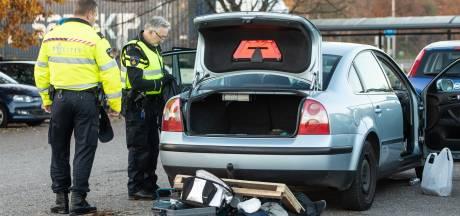 Grote politiecontrole langs A28 bij Soesterberg