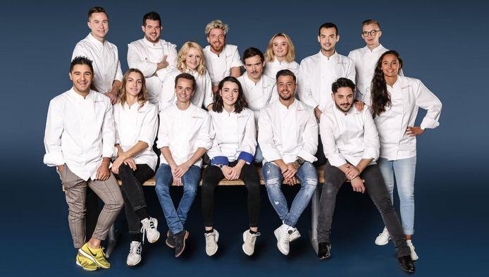 Les candidats de Top Chef, saison 10.