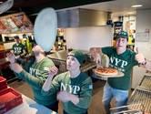 Hier bestelt Nijmegen 1.000 pizza's per dag