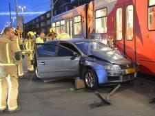 Verkeer Goeverneurlaan korte tijd gestremd na ongeval