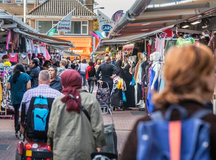 Schilderswijk.Op en rond de haagse Markt.(Den Haag 19-09-18).Foto:Frank Jansen