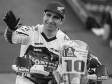 Portugese motorcoureur Gonçalves (40) overlijdt in Dakar Rally