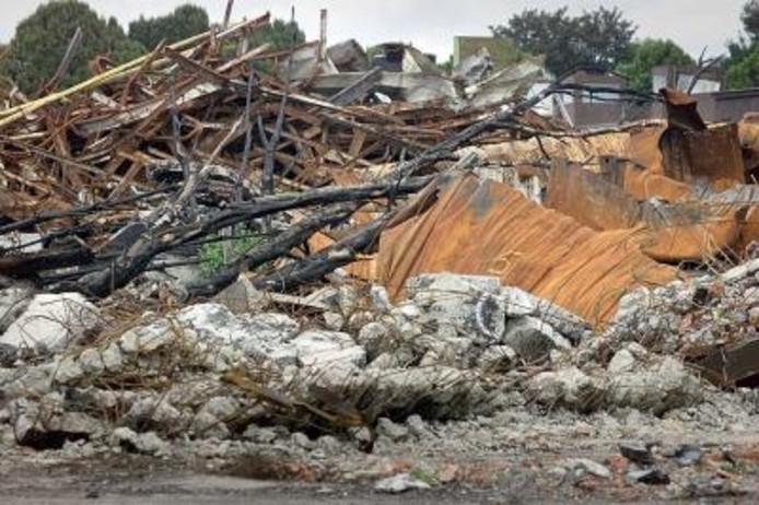 De strafzaak tegen oud-eigenaar Rudi Bakker van de in 2000 ontplofte vuurwerkfabriek SE Fireworks in Enschede wordt niet heropend. ANP Photo