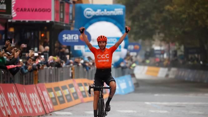 Cerny verschalkt Belgen in veelbesproken ingekorte Giro-rit, Campenaerts op dichtste ereplaats