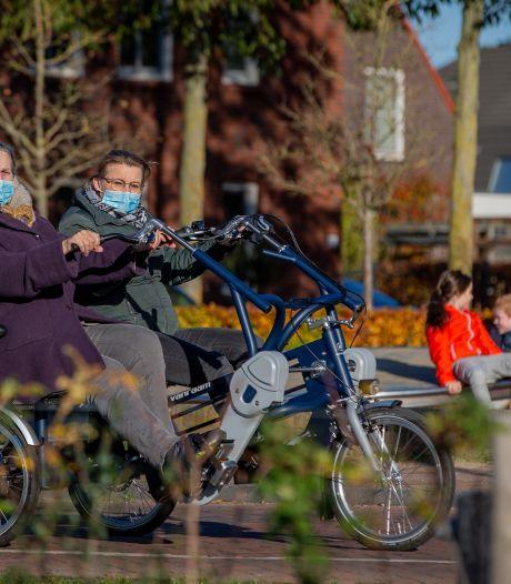 Woonzorgpark De Hartenberg in Wekerom krijgt een fietsuitleen
