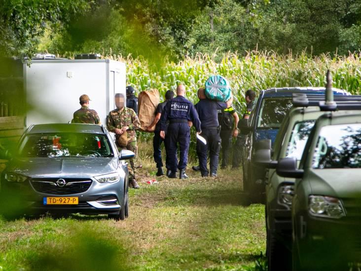 Onderzoek naar mysterieuze wapenvondst Zwolle nog in volle gang: 'Kan nog enige tijd duren'