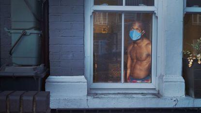 Fotograaf maakt prachtige lockdownportretten vanop straat