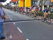 Wegsleepregeling van kracht tijdens De Ronde van Midden-Brabant in Dongen