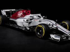 Sauber presenteert de nieuwe Alfa Romeo Sauber