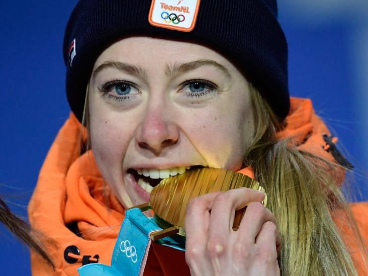 'Ik ben Esmee en ik ben olympisch kampioen'
