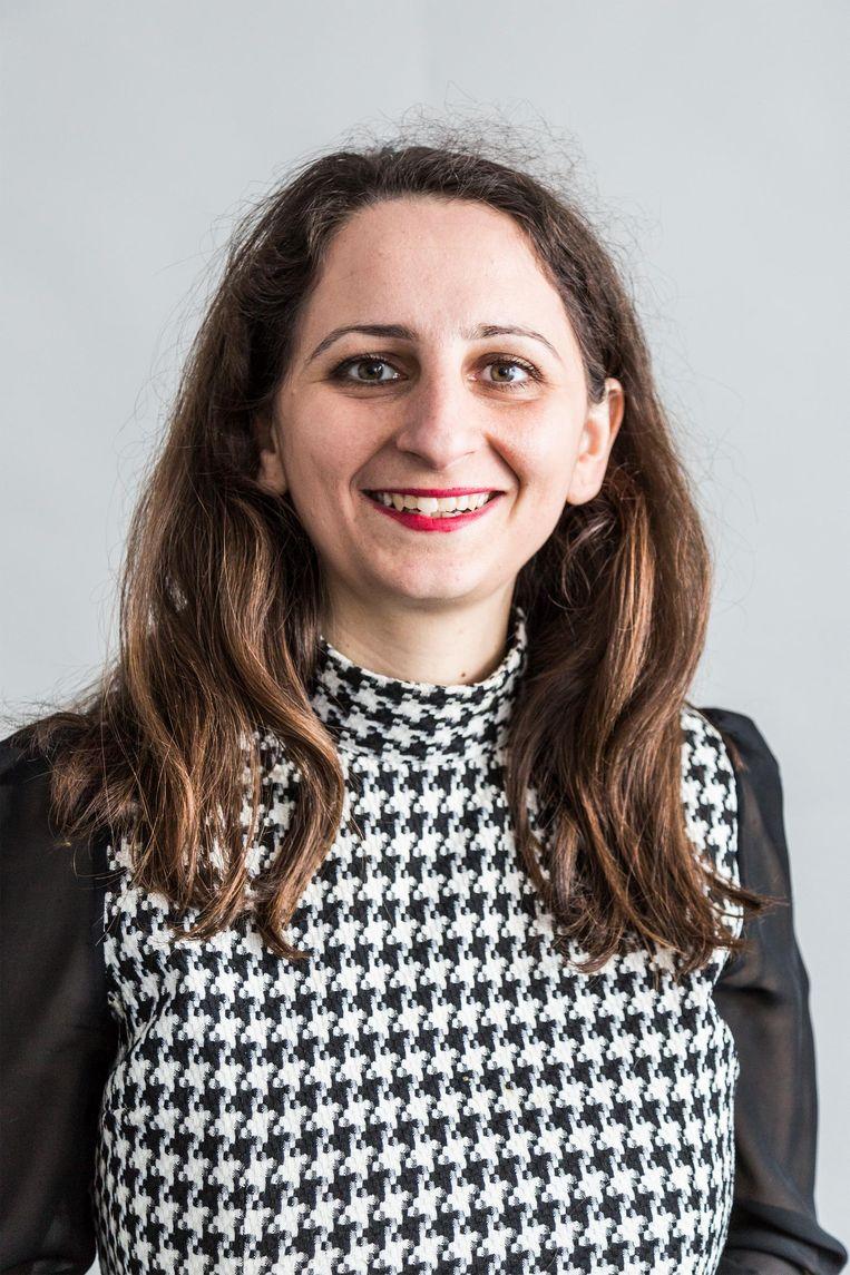 Hala Naoum Néhmé Beeld Tammy van Nerum