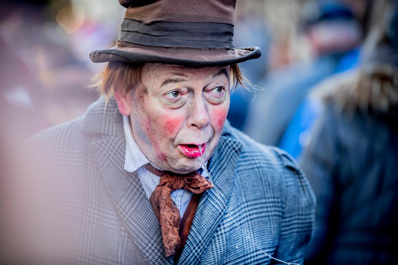 Het Dickens Festijn in december 2019.