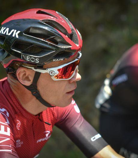 Froome jaagt op vijfde Tourzege: 'Ik ben op de juiste weg'