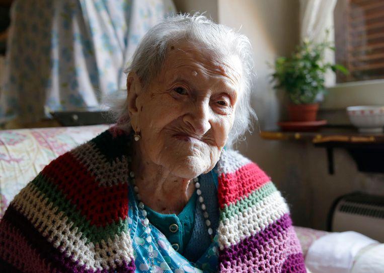De Italiaanse Emma Morano was de laatste levende persoon die in de 19de eeuw was geboren. Er zijn nu enkel nog mensen uit de 20ste en 21ste eeuw in leven.