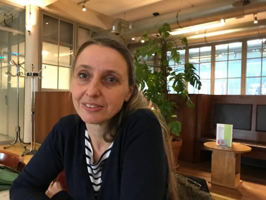 Choreografe Pia Meuthen.