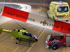 Trucker vrij na fataal ongeval, bestuurder na ongeval overleden en duo op de vlucht