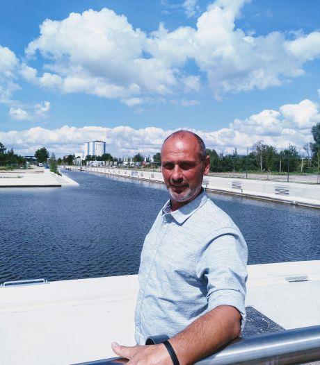 Corné Kriesels wordt havenmeester in de Zwaaikom: 'Zorgen voor leven op en om het water'