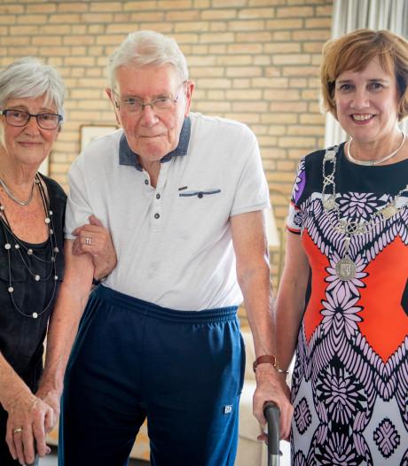 Nijverdals echtpaar Ypma, 60 jaar gehuwd, zag veel van wereld