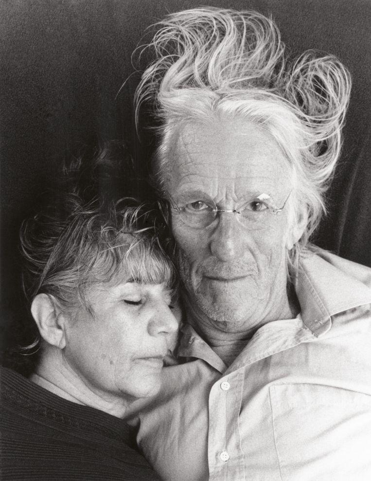 Freek en Hella de Jonge     Beeld Willem Diepraam