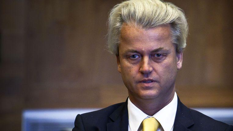 Geert Wilders. Beeld null