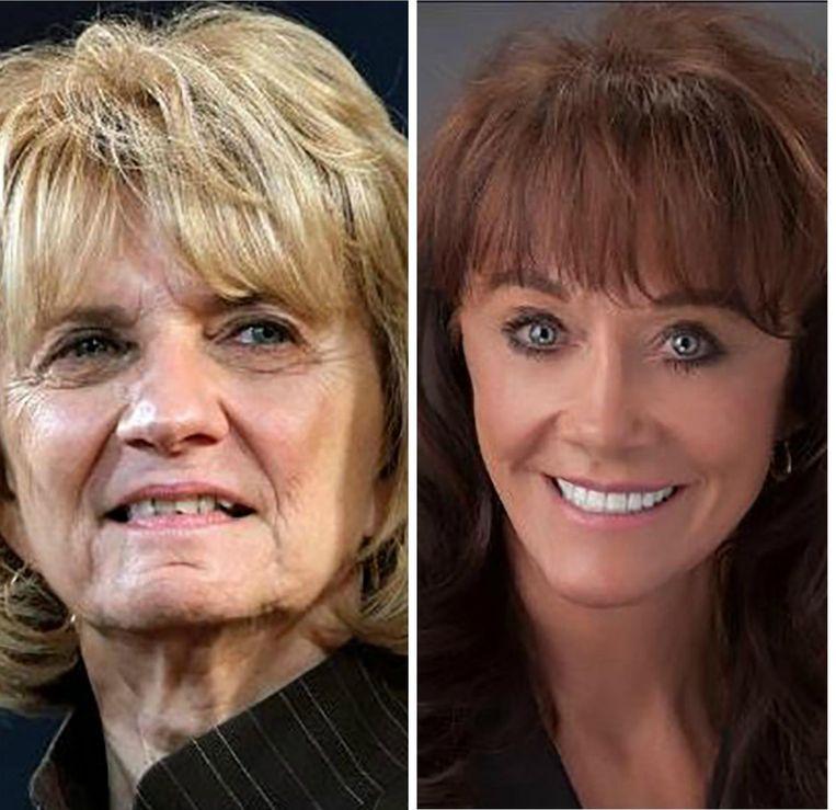 Onderneemster Marian Ilitch (links) en zakenvrouw Diane Hendricks zijn als multi-miljardairs de 2 rijkste vrouwen van Amerika.