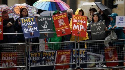 Wordt Boris Johnson teruggefloten over schorsing parlement? Brits hooggerechtshof doet uitspraak
