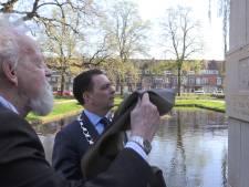 Speciaal oorlogsmonument onthuld voor gesneuvelde Rijswijkse joden
