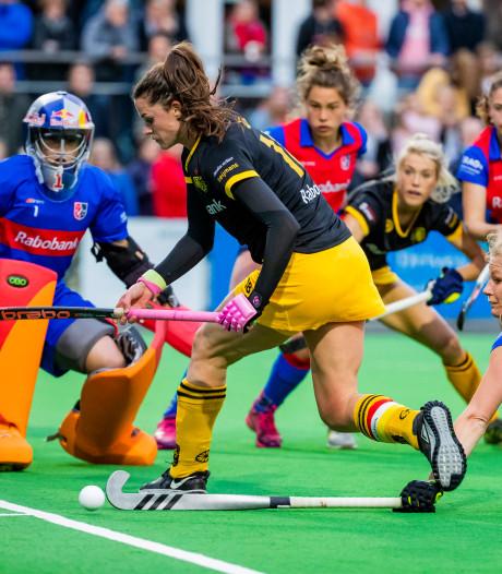 Valse start HC Den Bosch in play-offs: SCHC stunt en wint