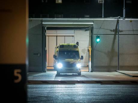 Hulpdiensten massaal opgeroepen voor dode in gevangenis Arnhem