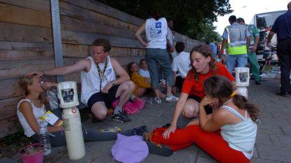 """Al 94 kinderen ziek op kamp door voedselvergiftiging: """"Hitte is de boosdoener"""""""
