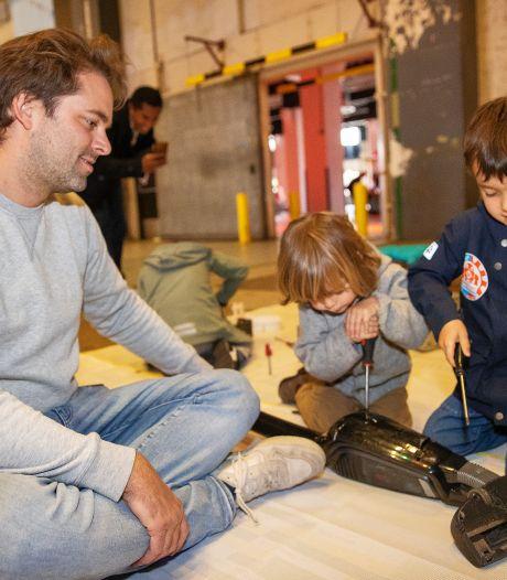 Toch Maker Faire in Klokgebouw: 'Oplossingen verzinnen zit in ons karakter'