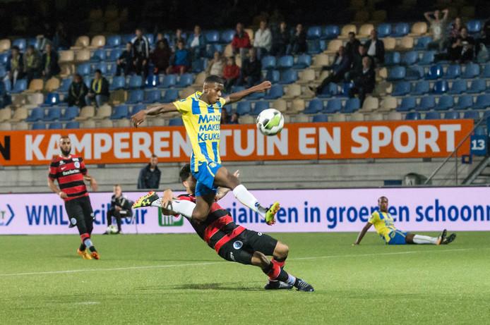 De Graafschap speelde afgelopen zaterdag tegen RKC Waalwijk.