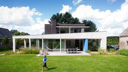 Renovatie oud huis. perfect perfecte match klassiek en modern with