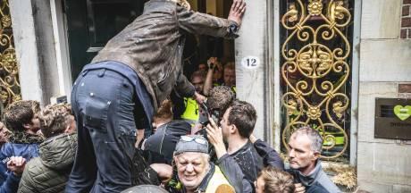 Dit is de radicale tak van het boerenprotest: 'Ze moeten naar ons luisteren'
