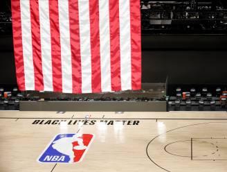 Boycot gaat voort ondanks onbegrip Trump, NBA hoopt vandaag of morgen te kunnen hervatten