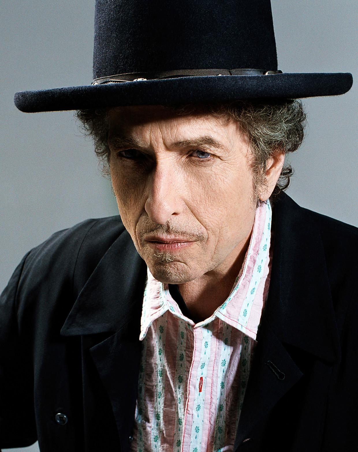 Bob Dylan: 'De tekst is waar het echt om gaat, die moet tastbaar zijn, zonder metaforen.'