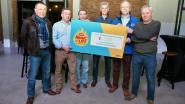 Ajinomoto Omnichem zamelt 2.000 euro in voor vzw Help Brandwonden Kids