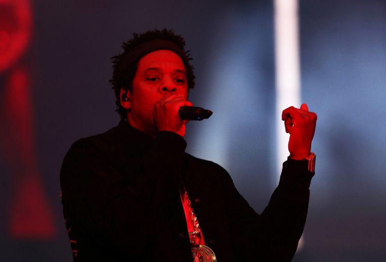 Jay Z Beeld Robin Harper/Parkwood/PictureGroup
