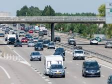 Vakantiedrukte op de wegen: 955 kilometer file in Frankrijk