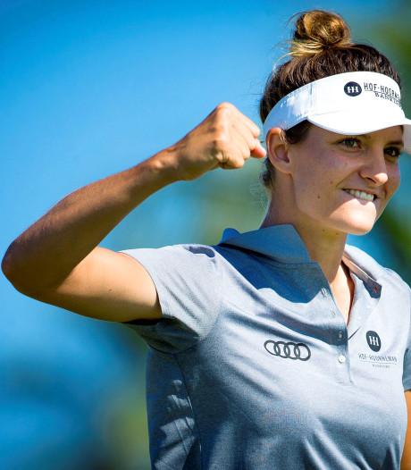Van Dam nadert top 100 wereldranglijst golf