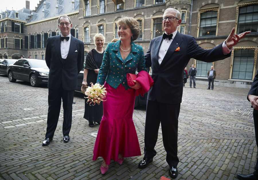 Prinses Margriet en Pieter van Vollenhoven.