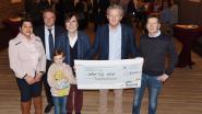 Organisatoren Sylvesterjogging schenken 4.000 euro aan Kinderkankerfonds
