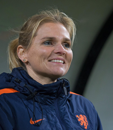 KNVB verlengt contract met Leeuwinnen-bondscoach Wiegman
