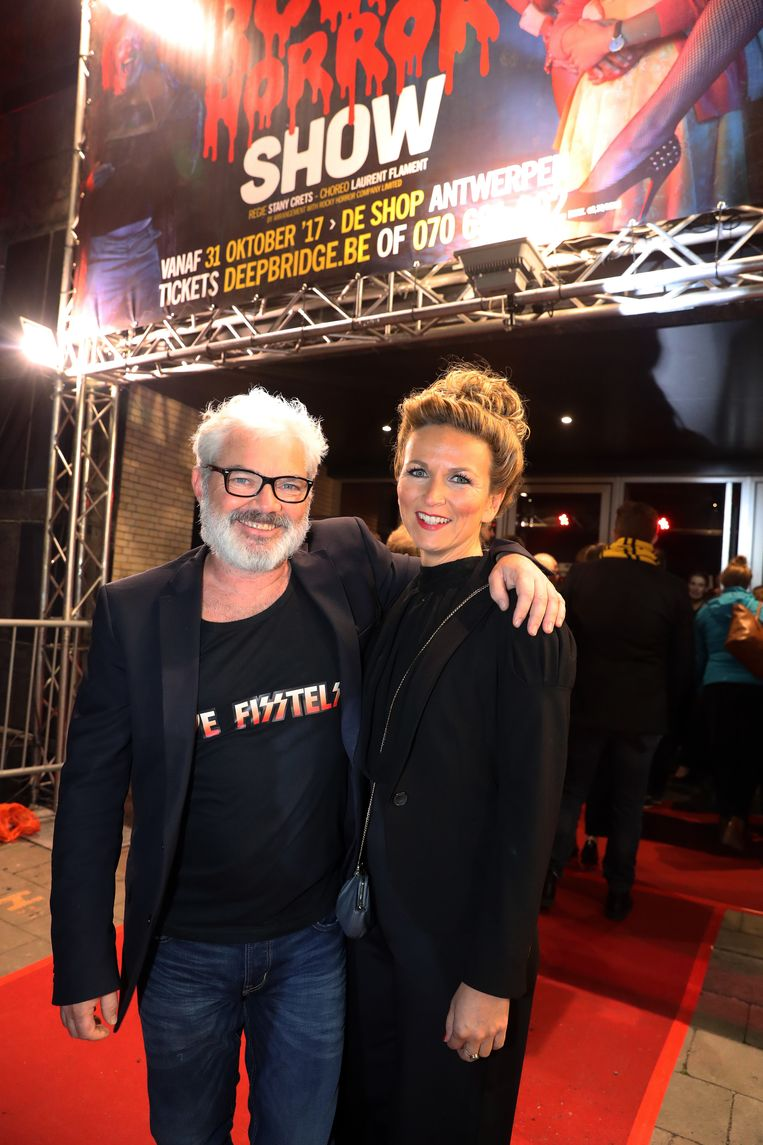 Regisseur Stany Crets en partner Ann