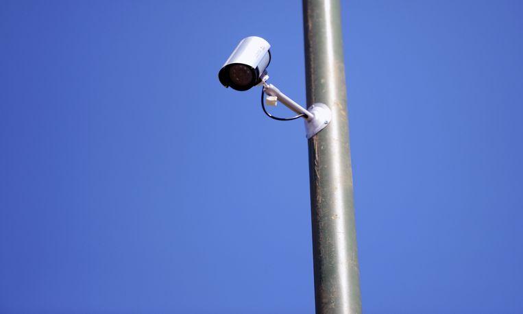 In Kampenhout komt een mobiele camera tegen sluikstorten.